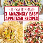 Easy Healthy Appetizer Recipes Using Store-bought Dip