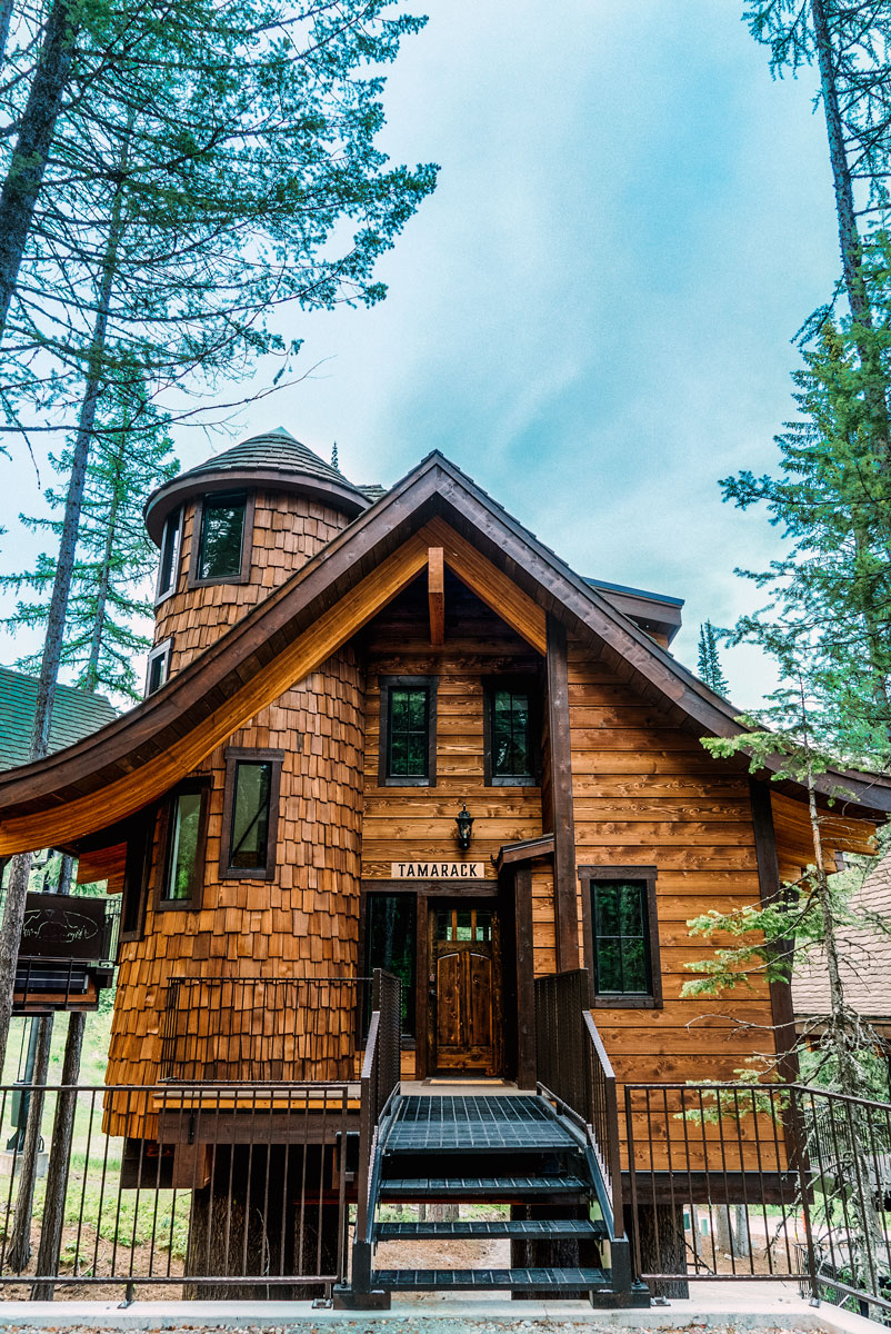 Snowbear Chalets Luxury Home Rentals Whitefish Montana
