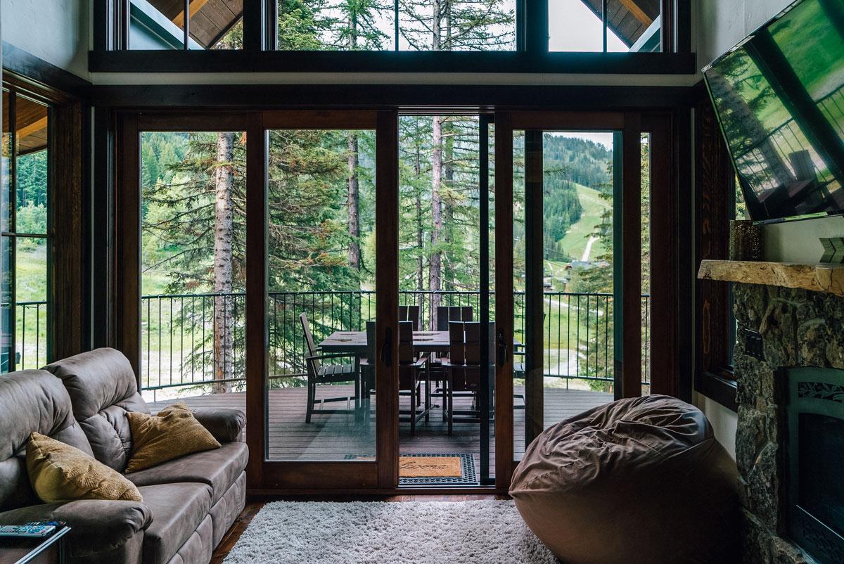 Snowbear Chalets Luxury Home Rentals Whitefish Montana