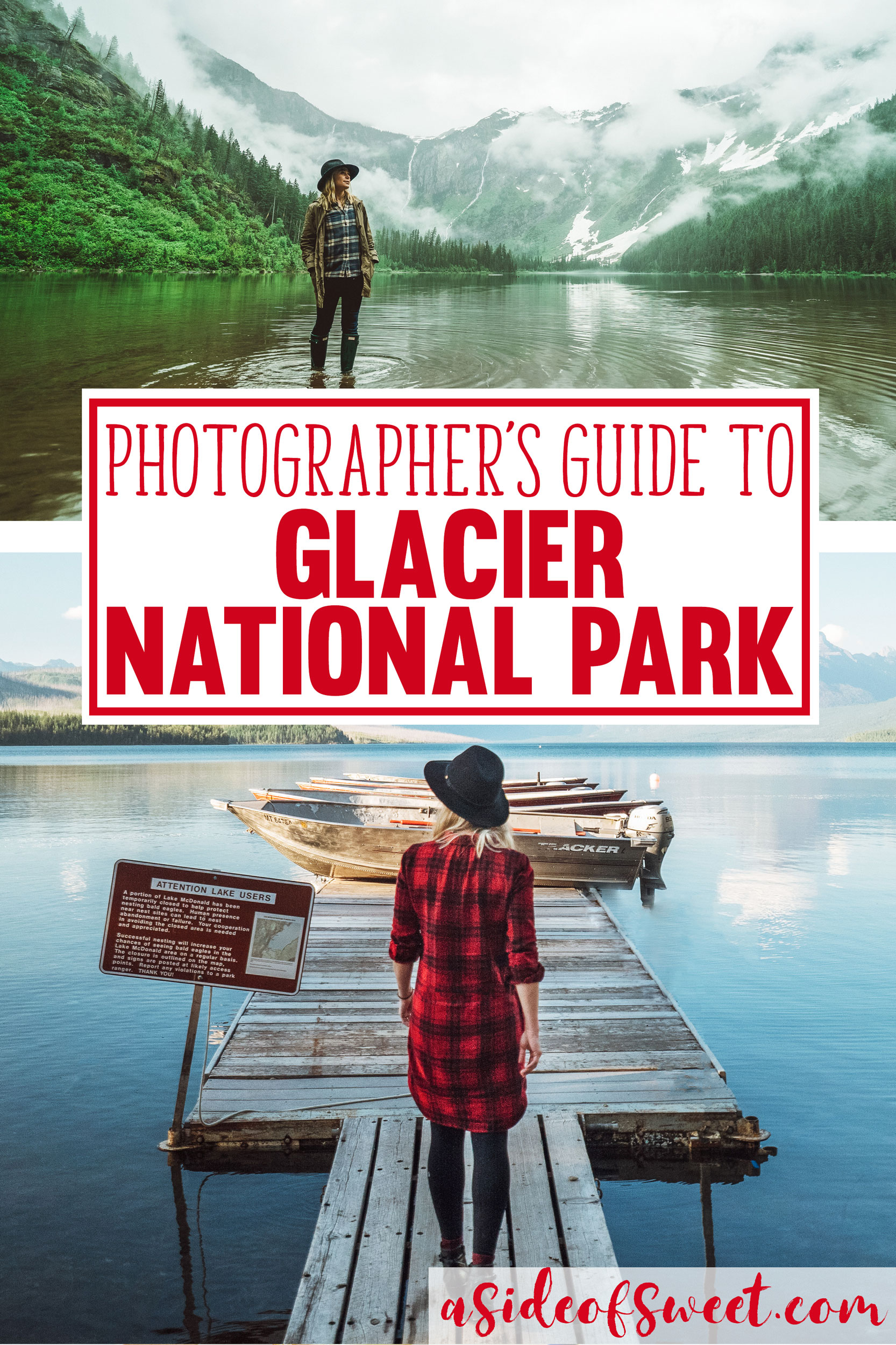 What to Do Glacier National Park Montana Travel Guide + Best Hikes