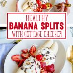 Cottage Cheese Sundaes - Easy Healthy Snacks to Make Kids