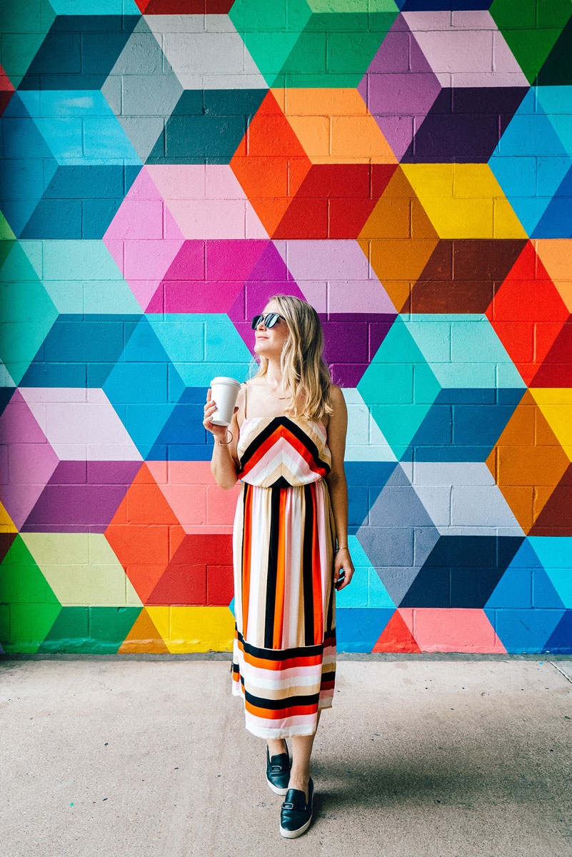 Best Colorful Murals and City Artwork in Dallas, Tx
