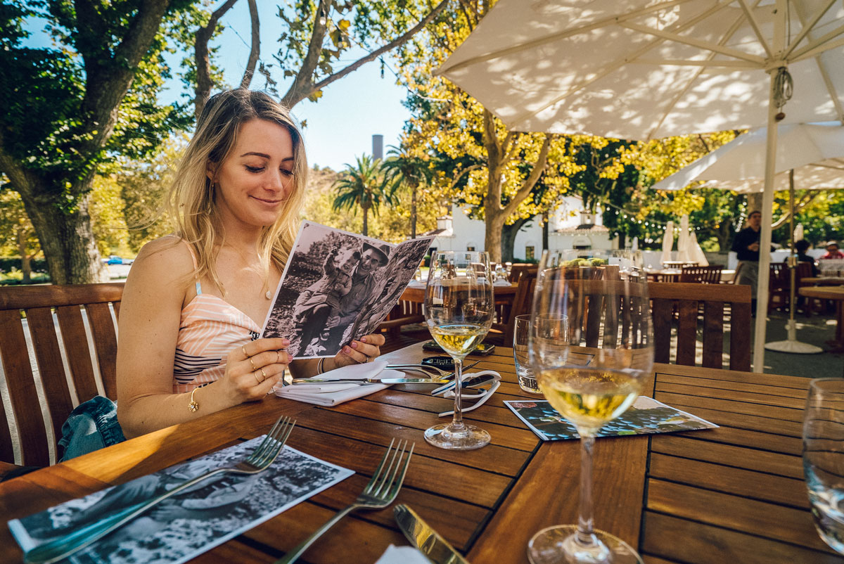 Wine Tasting Livermore Wente Vineyards Room Restaurant