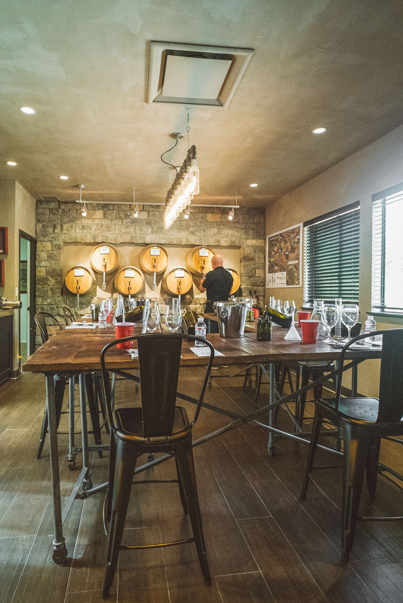 Wine Tasting in Livermore - Wente Vineyards Tasting Room & Restaurant