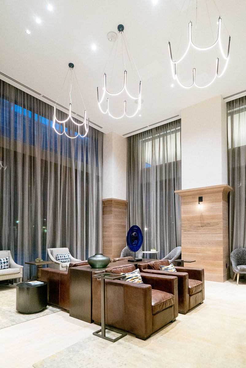 Canopy Hilton Dallas Uptown Review - Best Trendy Boutique Hotel Texas