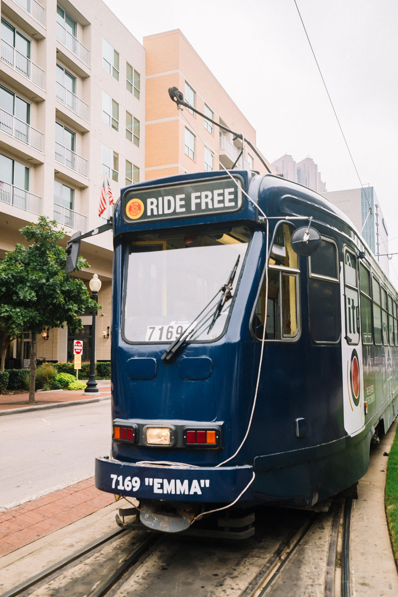 What to Do in Dallas - Free Trolley Ride