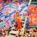 Things to Do in Dallas - Psychedelic Robot Instagram Popup