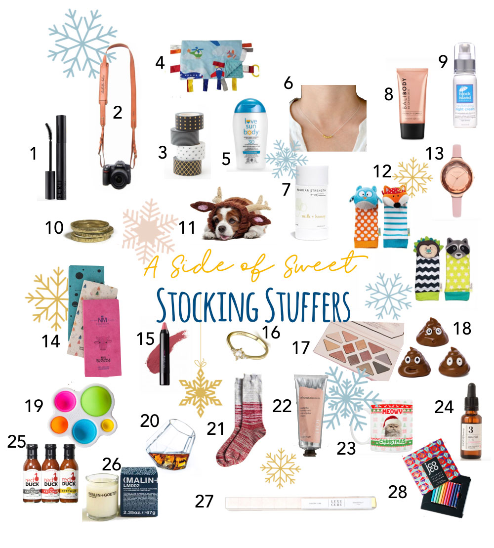 Best Stocking Stuffers Holiday Gift Guide