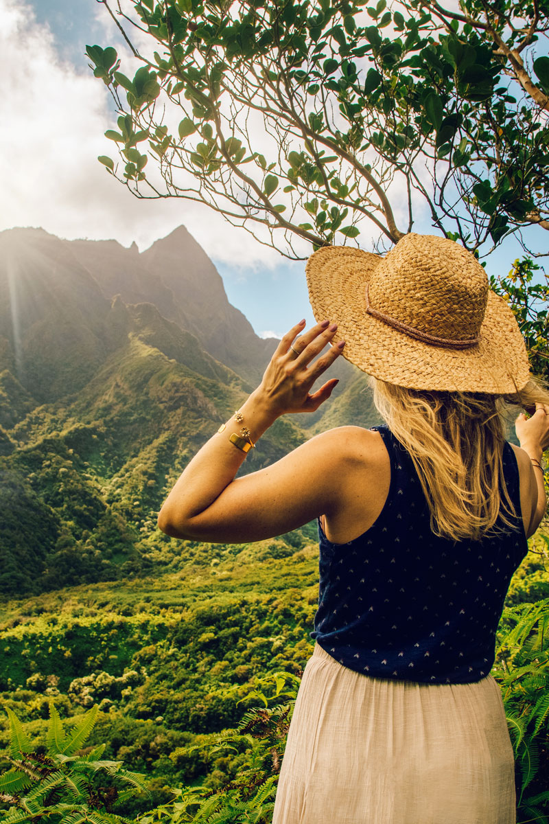 Hidden Maui Hikes You Shouldn't Miss - Iao Valley State Park Secret Trail