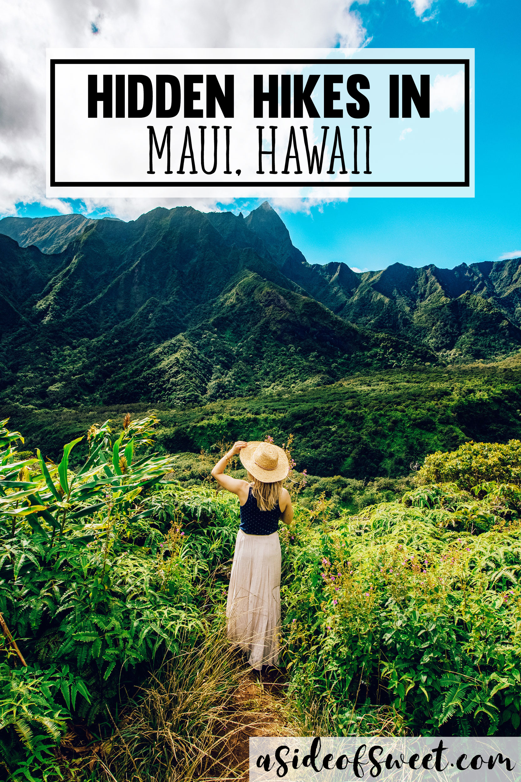Hidden Maui Hikes You Shouldn't Miss - Bamboo & Waterfalls Secret Hike Hawaii Waterfalls