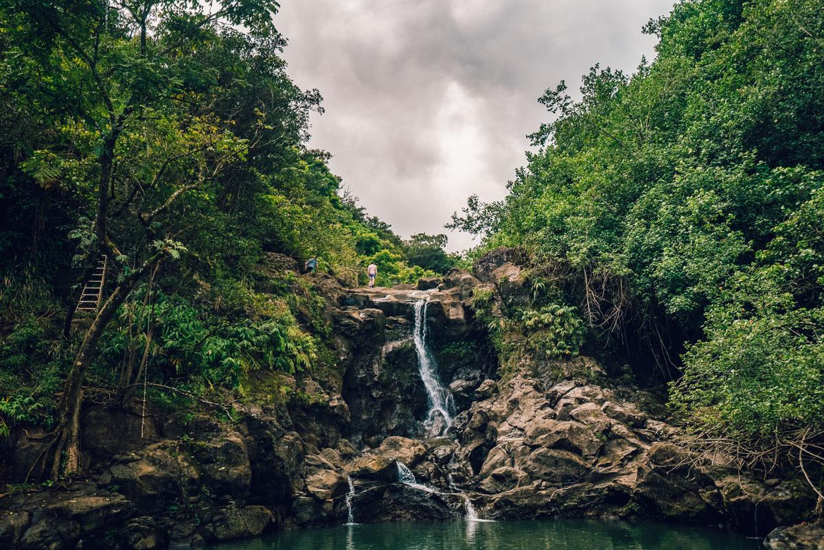 Hidden Maui Hikes You Shouldn't Miss - Bamboo & Waterfalls Secret Hike Hawaii Road to Hana
