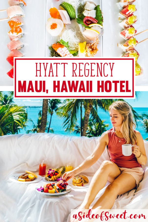 Hyatt Regency Maui Hotel Review Best Restaurant Japengo