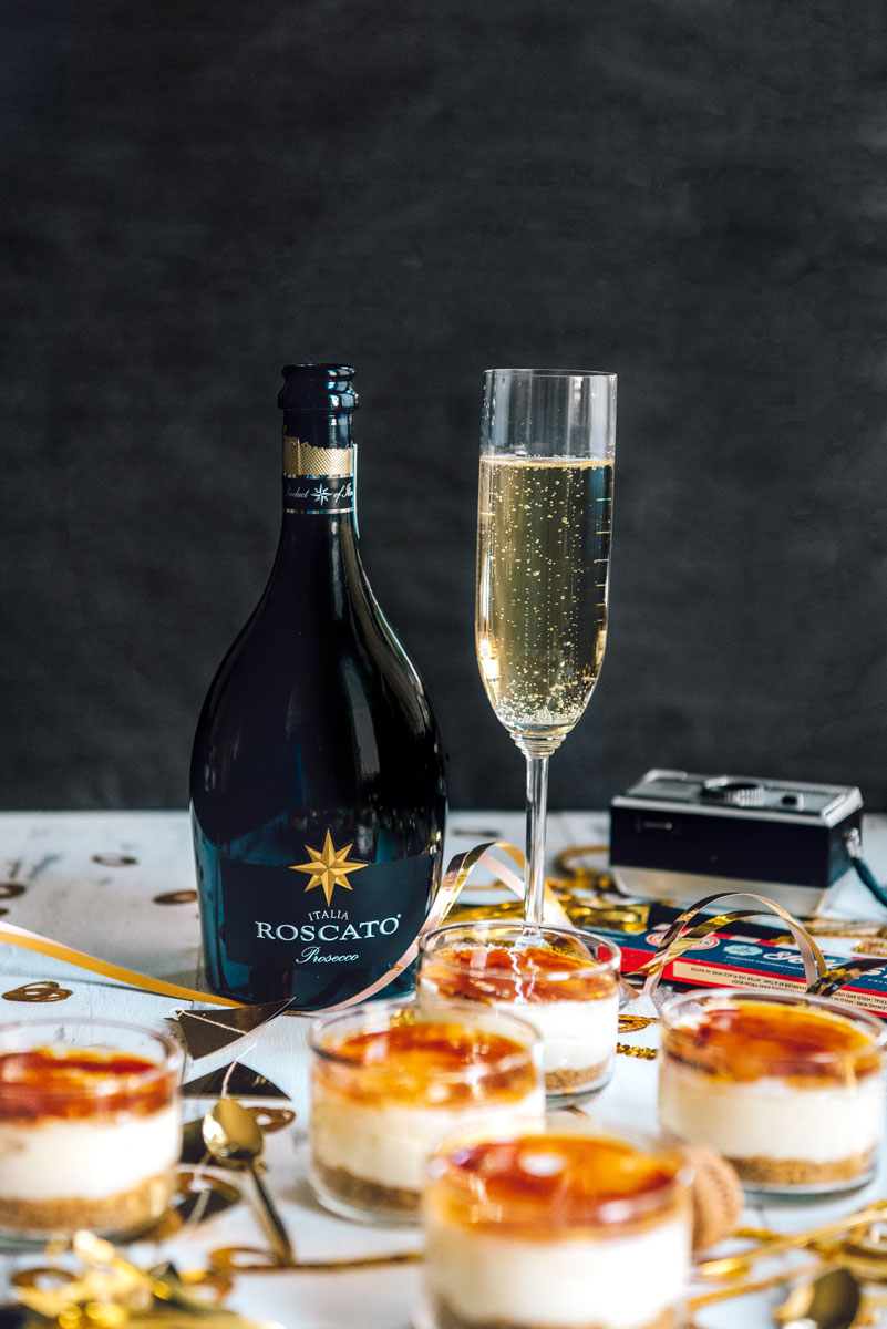 Dessert Pairing with Prosecco - Roscato Prosecco Review