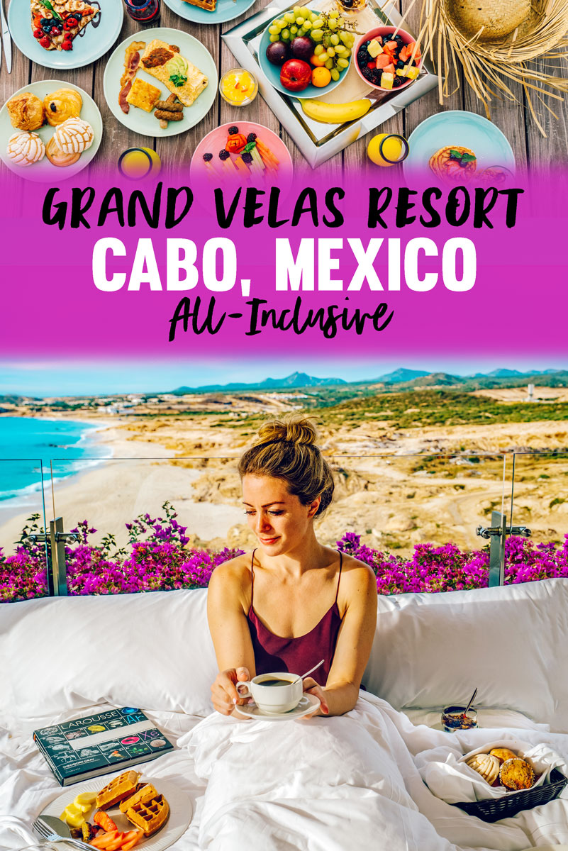 Best Resorts Hotels Cabo Mexico - Grand Velas All Inclusive