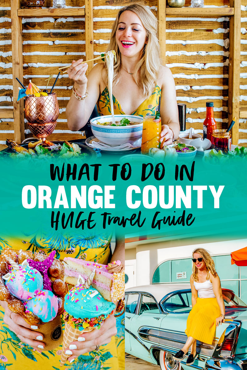 What to Do Orange County Travel Guide - Huntington Beach, Newport Beach, Costa Mesa