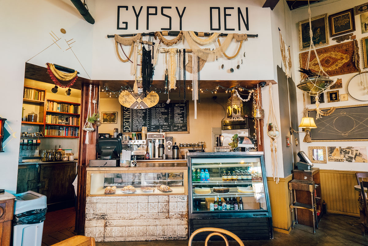 What to Do Orange County Travel Guide - Gypsey Den Anti Mall Costa Mesa