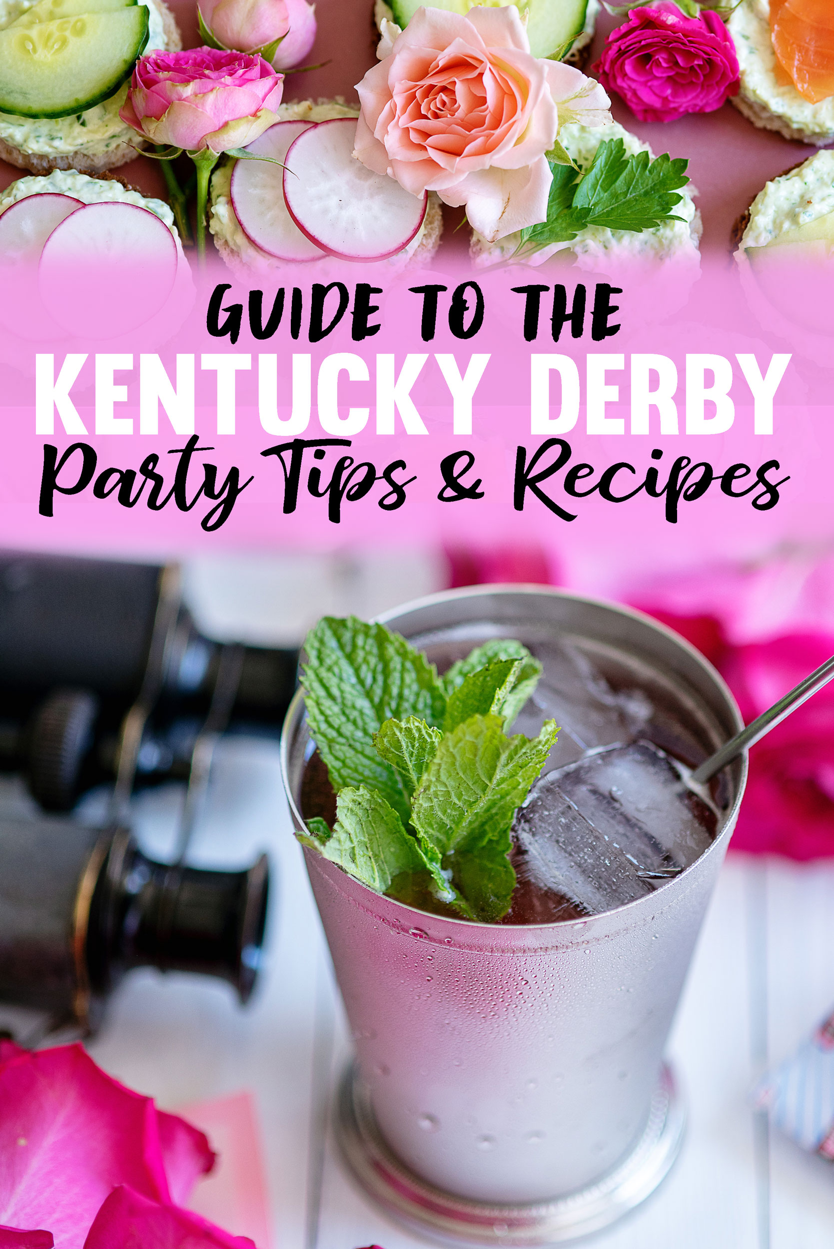 Kentucky Derby Party Ideas, Food Recipes Attire and Decorations