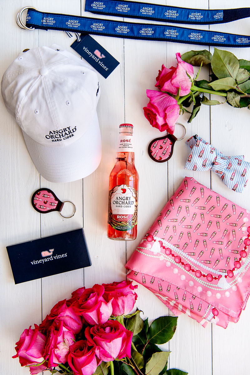 Kentucky Derby Angry Orchards Vineyard Vines Collaboration