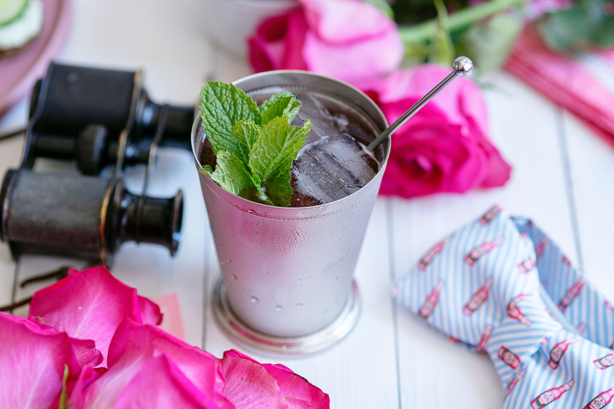 Mint Julep Recipe Variation - Kentucky Derby Cocktail Ideas