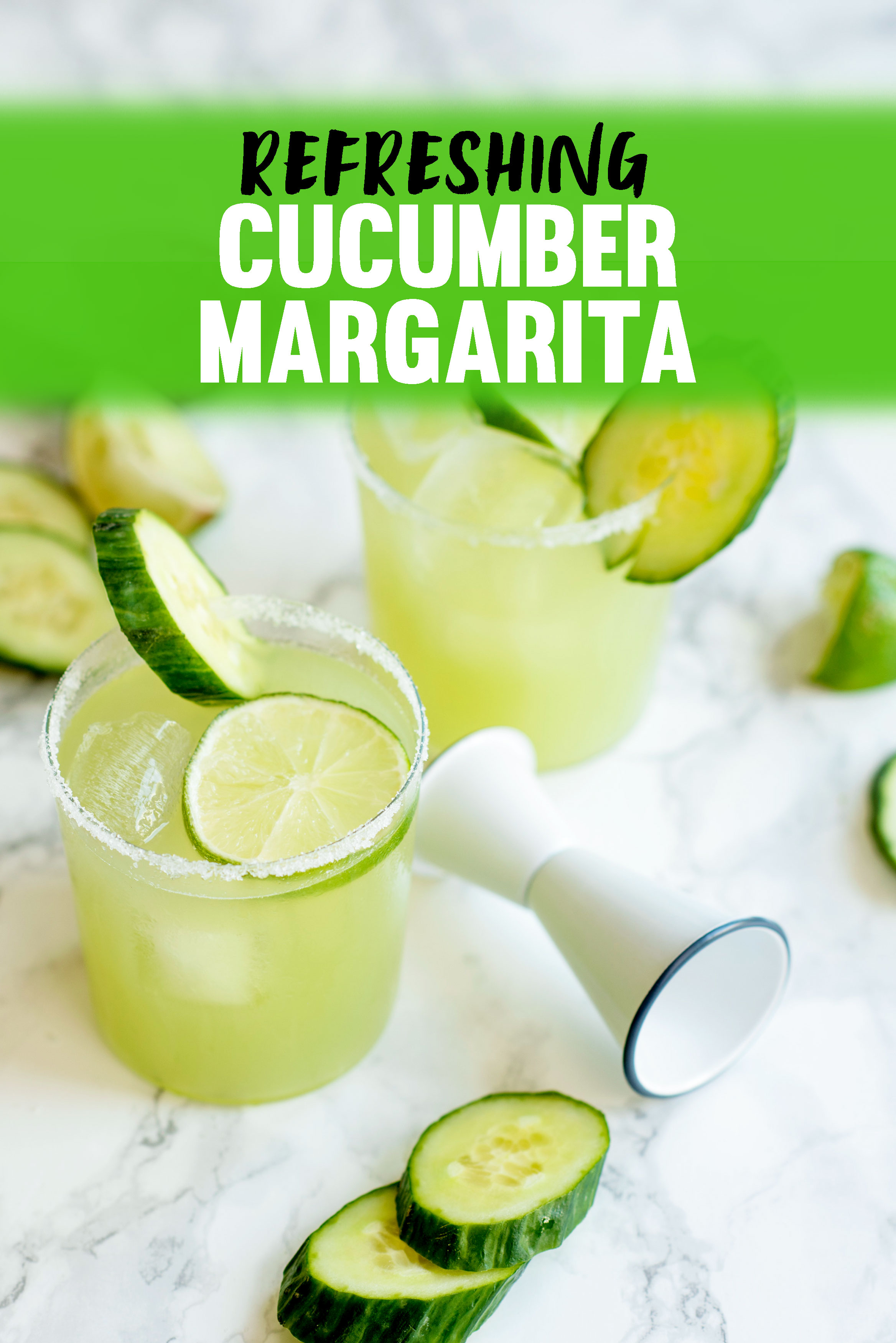 Unique Cucumber Lime Margarita Recipe for Cinco de Mayo