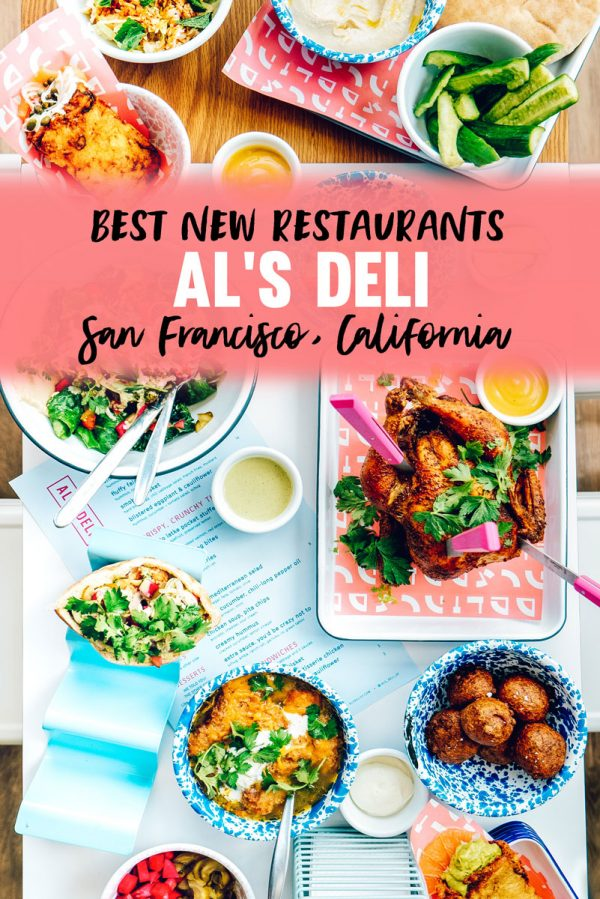 Al's Deli Restaurant Opening - Aaron London Chef from Al's Place, San Francisco, CA Review