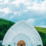Chena Hot Springs Resort Ice Barn Review - Fairbanks, Alaska