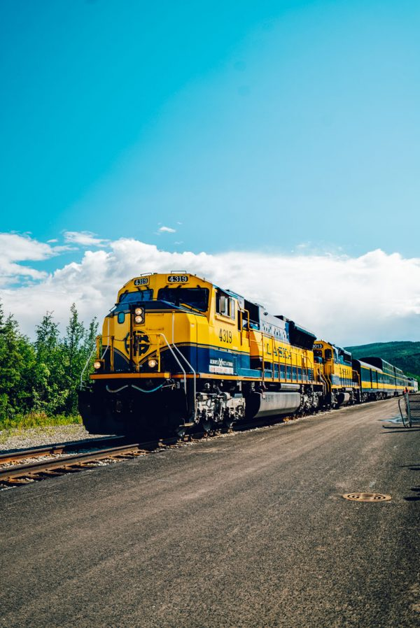 Denali Star Train - How to Get from Fairbanks Alaska to Denali
