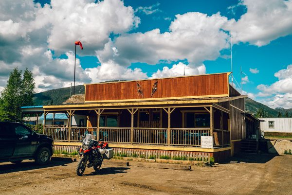 Northernmost Bar in Coldfoot, Alaska