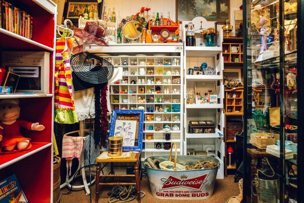 Antique Shopping in Fairbanks, Alaska Travel Guide