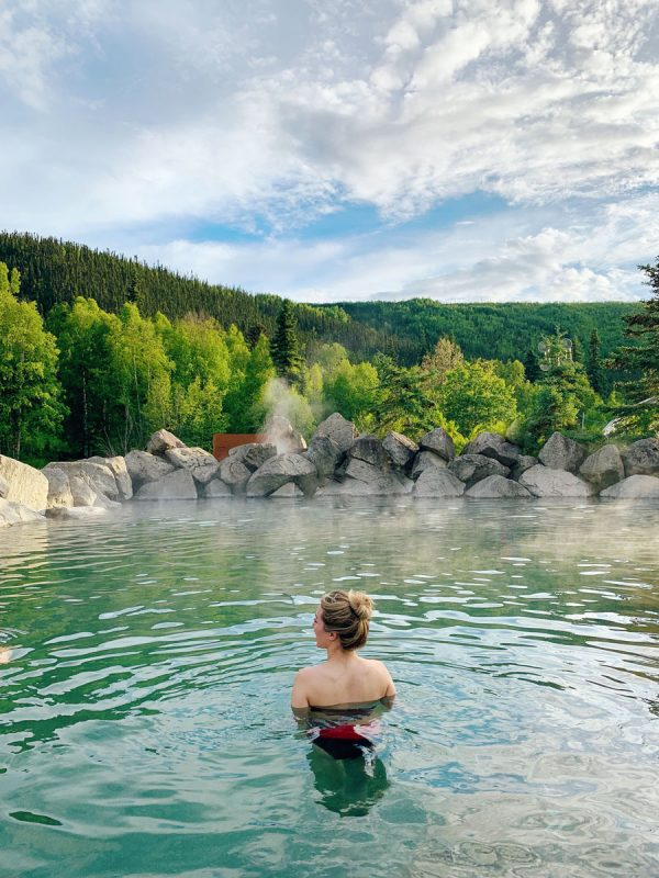 Chena Hot Springs Resort Review - Fairbanks, Alaska