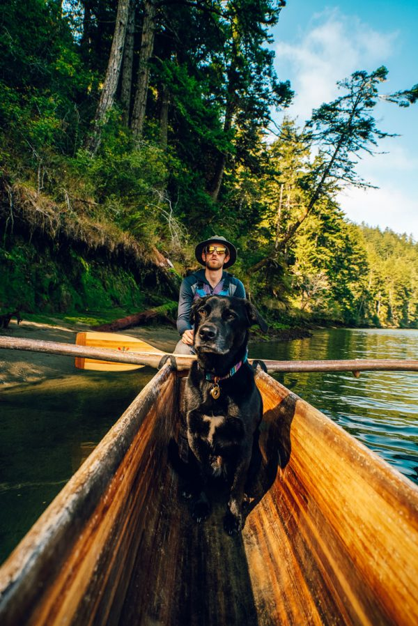 Catch a Canoe Rental Mendocino