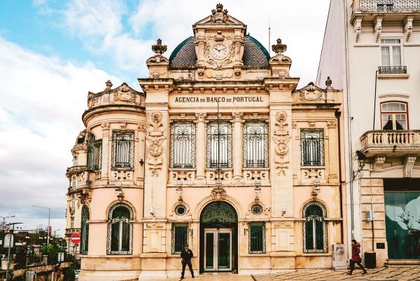 Banco Portugal Coimbra, Portugal