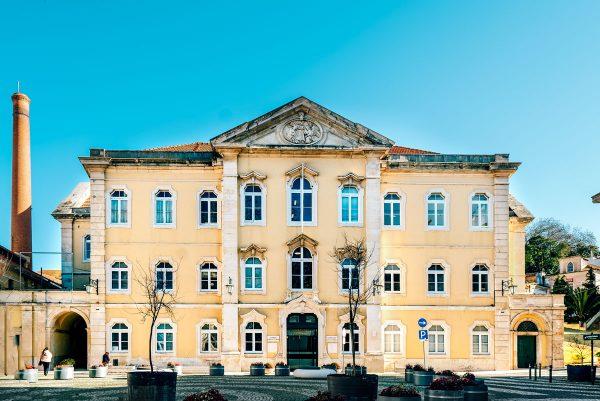Caldas Das Rahinas Portugal Thermal Hospital Baths