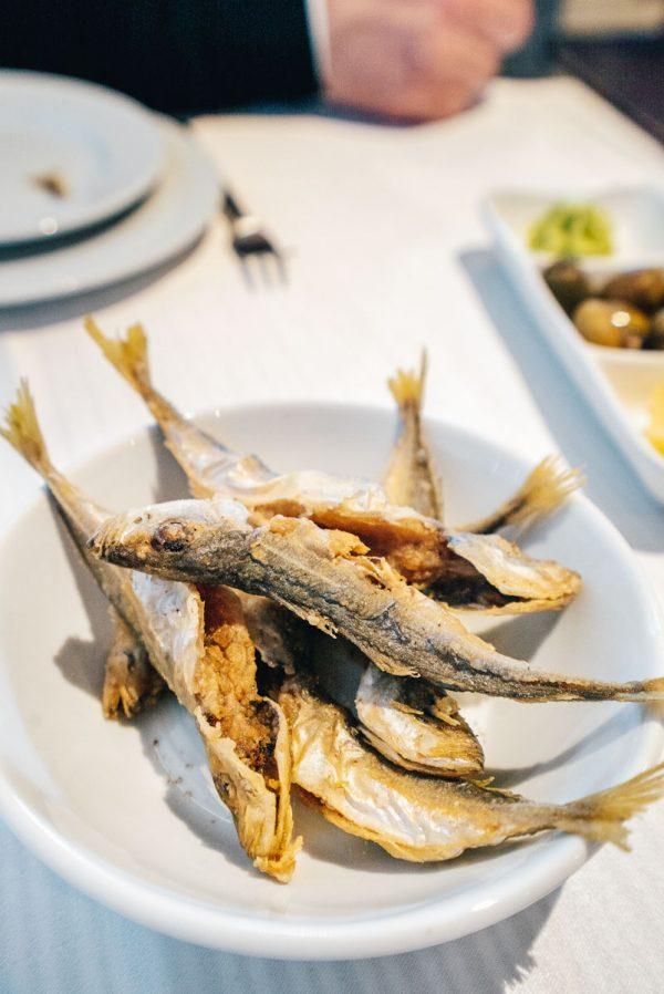 Canastra Do Fidalgo Restaurant Review - Costa Nova Portugal Where to Eat