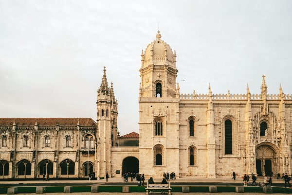 Lisbon Portugal Attractions - To Do Belem Jeronimos Monestary