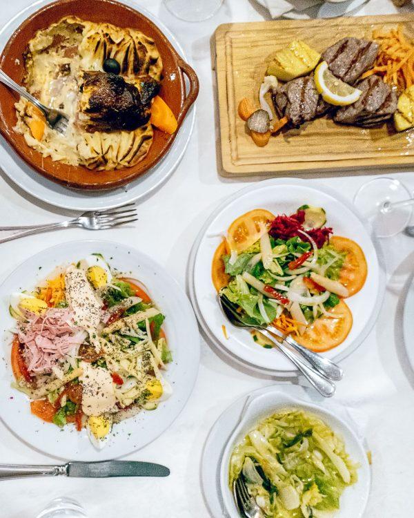 Muralha Da Se Restaurant Review - Where to Eat Viseu Portugal
