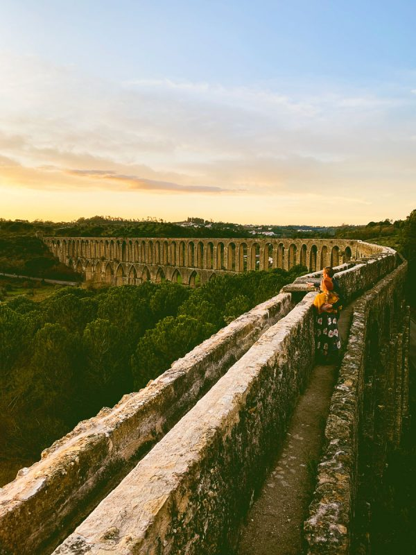 Tomar Portugal Attractions and What to Do - Roman Aqueducts