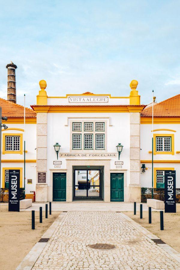 Vista Alegre Porcelain Factory Tour - Aveiro, Portugal Attractions