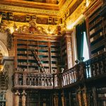 Attractions in Coimbra, Portugal - Coimbra University Biblioteca Joanina