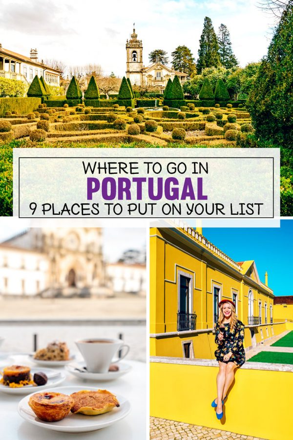 Where to Go in Portugal - Guide to Wine Country, Obidos, Tomar, Viseu