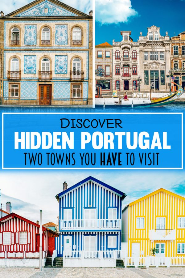 Why you need to visit Costa Nova and Aveiro, Portugal and what to do there. These charming towns are the best spots to visit on any budget.