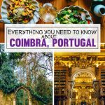 Coimbra Portugal Attractions & What to Do - Hotels, Restaurants, University Library
