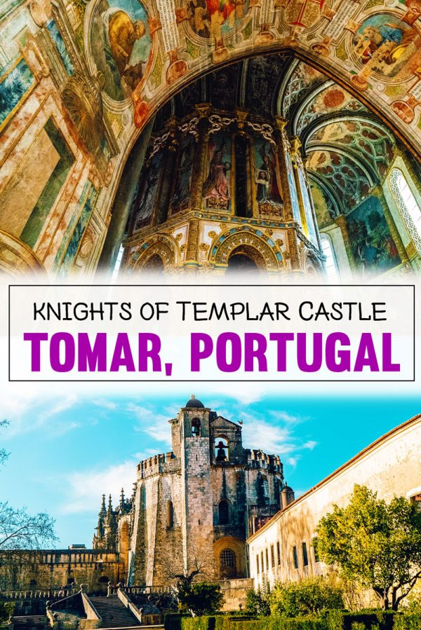 Tomar, Portugal Attractions - Knights of Templar Castle Information