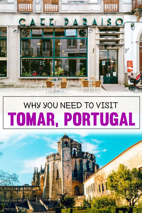 Tomar, Portugal Attractions - What to Do and Where to Stay