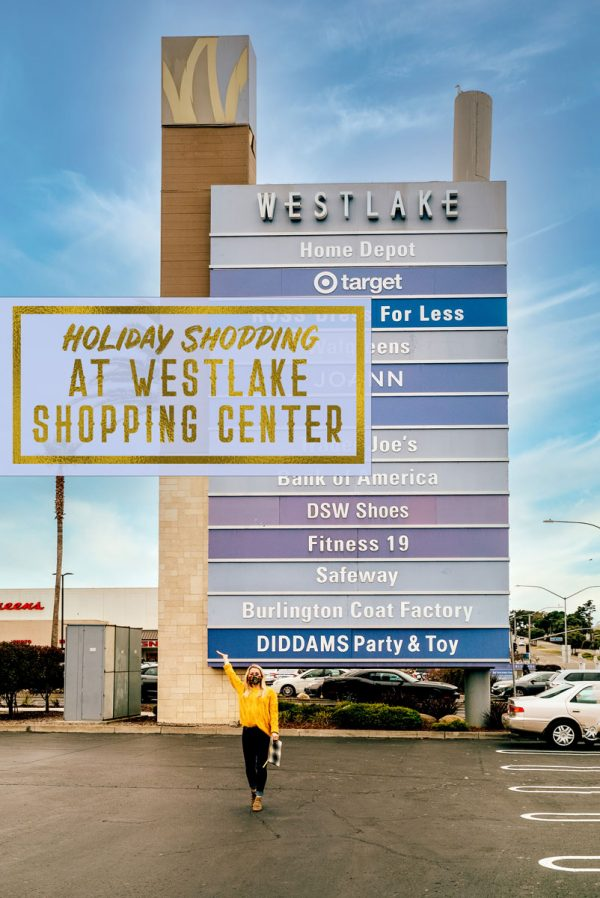 Westlake Mall Shopping Center Daly City, CA