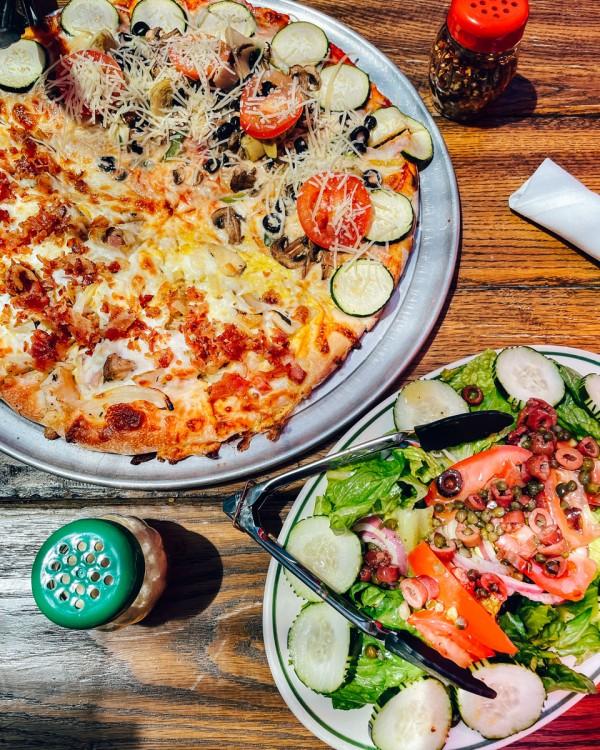 Allegro Pizzeria Review Carmel, CA