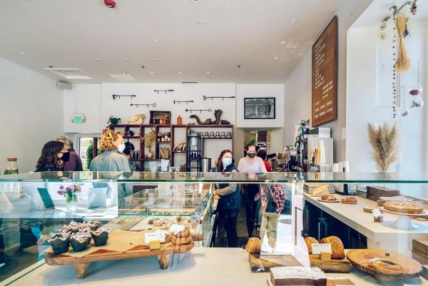 Alta Bakery Coffee Shop Monterey