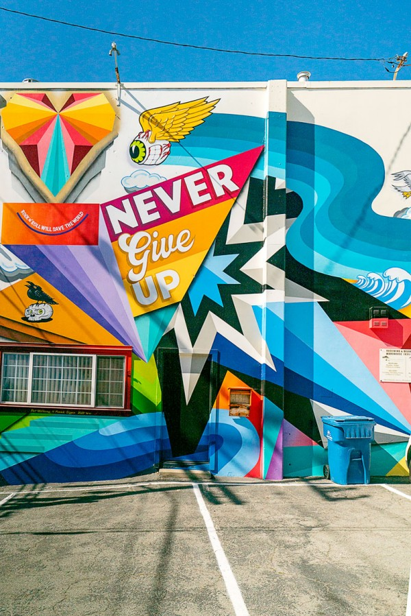 Murals and Street Art in Sand City, CA