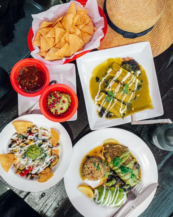 Moss Landing Haute Enchilada Restaurant