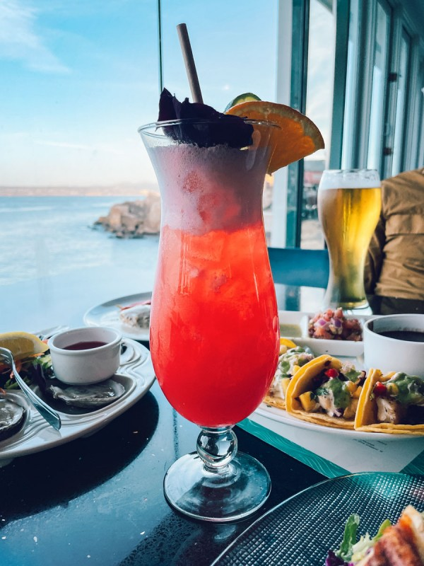 Lalla Oceanside Grill Monterey Review